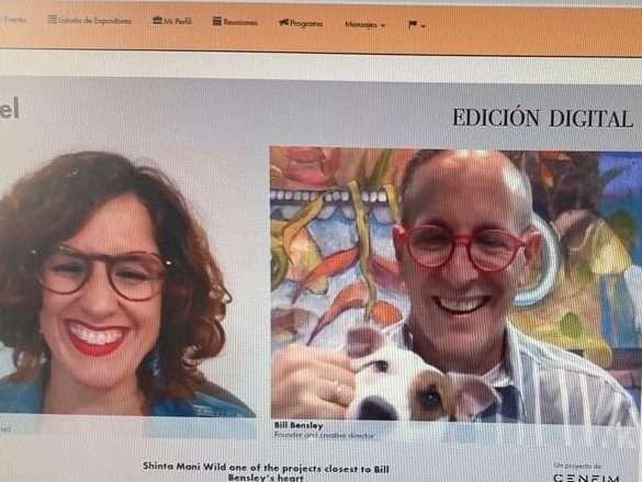 Ponencia de Bill Bensley presentada por Rocío Macho (Spain Contract)