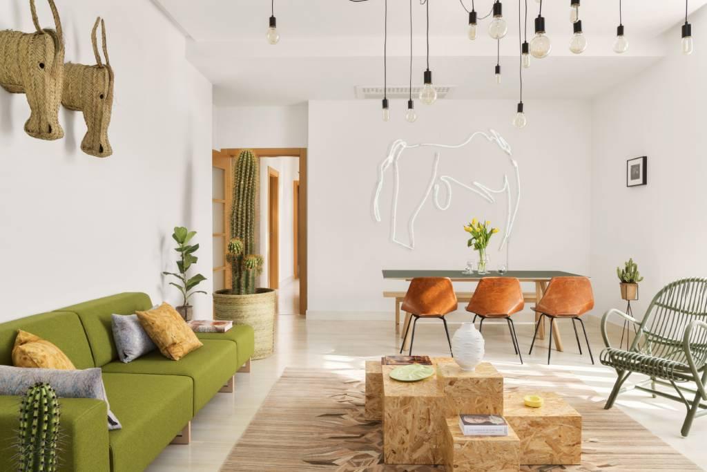 apartamentos de Ana Locking living