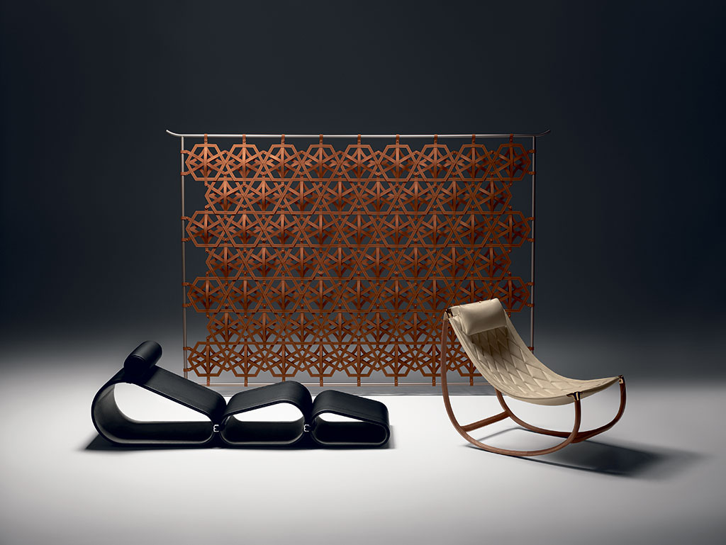 Piezas de Gabriele Chiave para Louis Vuitton