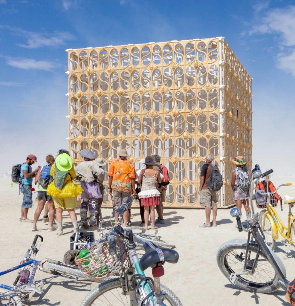 Proyecto expuesto en la Bienal de Venecia