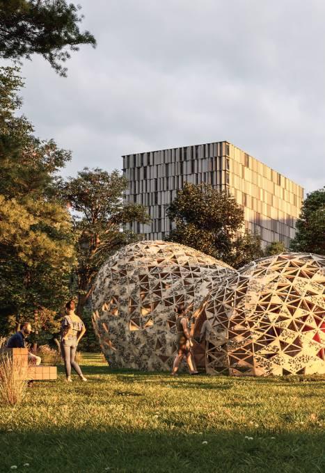 proyecto arquitectónico en la Bienal de Venecia