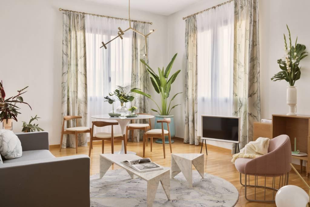 apartamentos turísticos de diseño Halcyon Days en Málaga