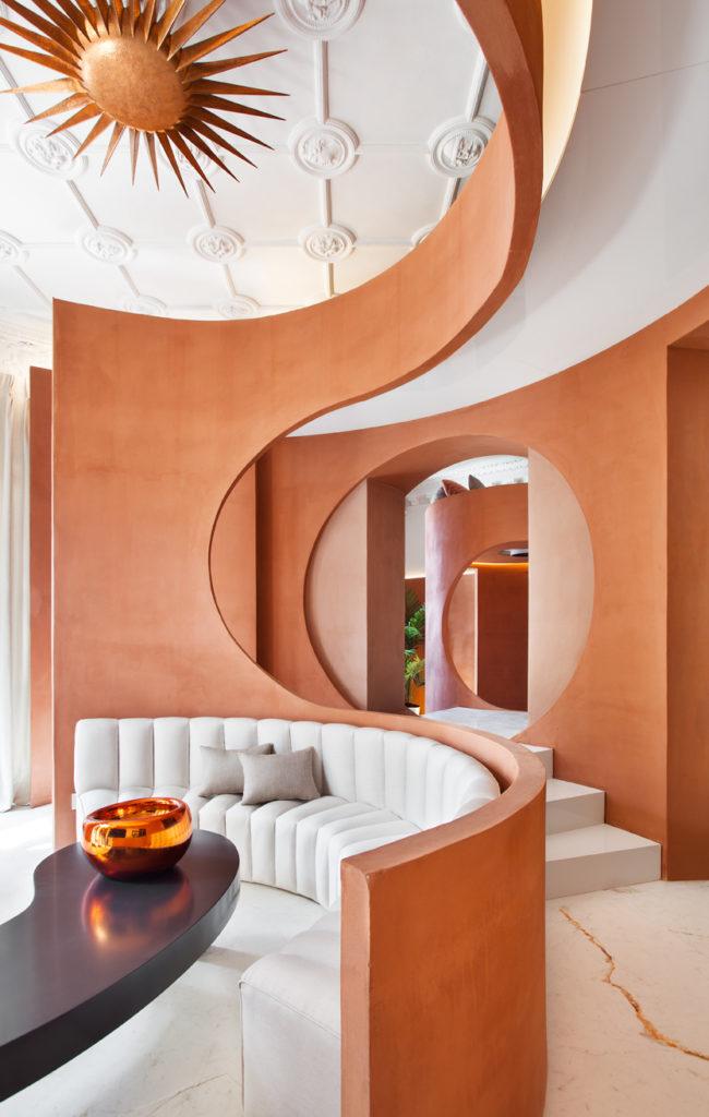 apartamento de Héctor Ruiz en Casa Decor