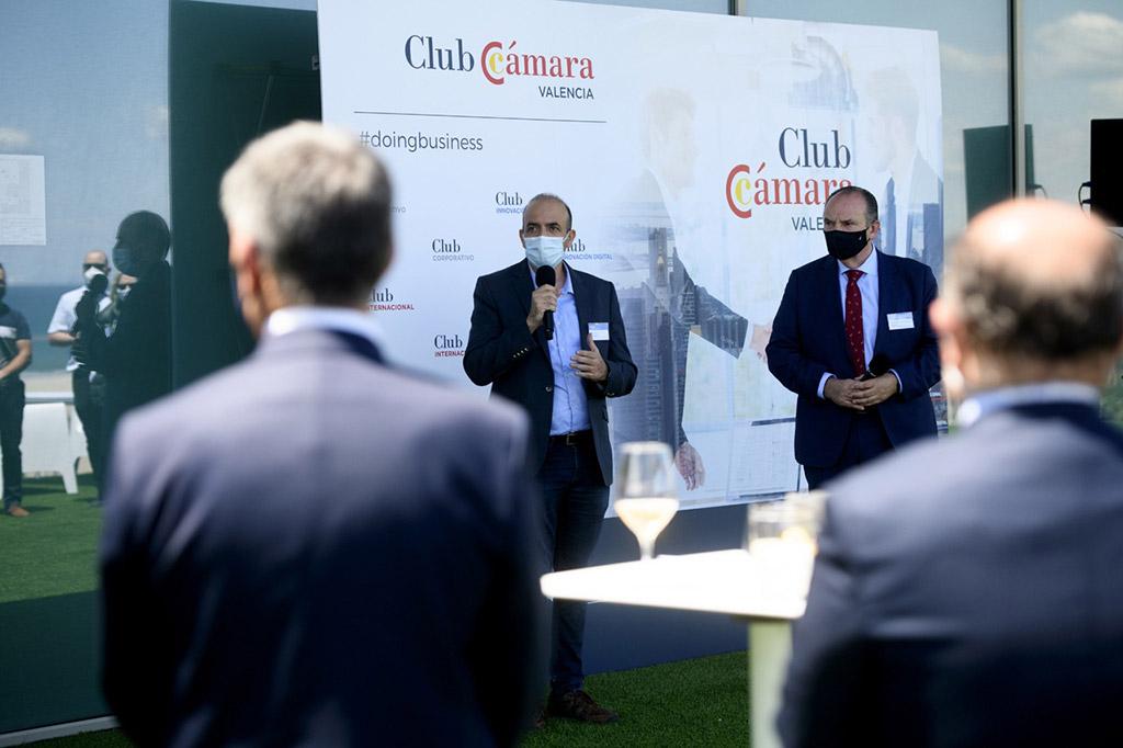 Evento networking del Club Cámara