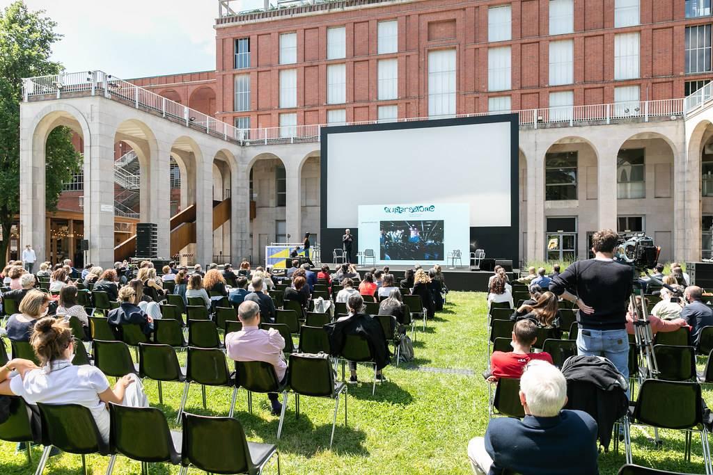 Presentación de la Feria del Mueble de Milán 2021