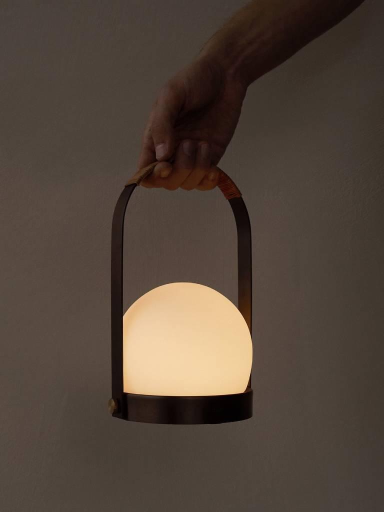 lámpara portátil inalámbrica