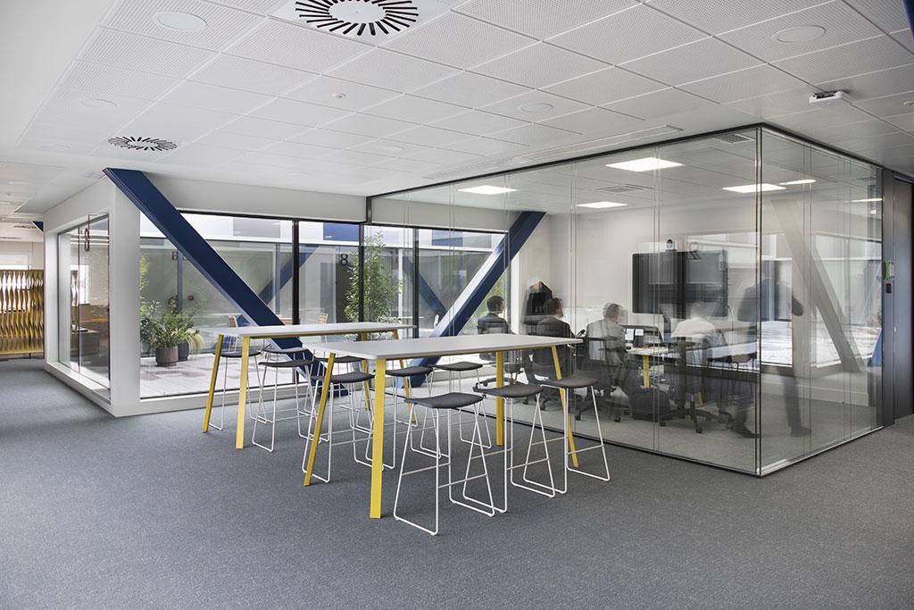 Nuevas oficinas de Escribano Mechanical and Engineering