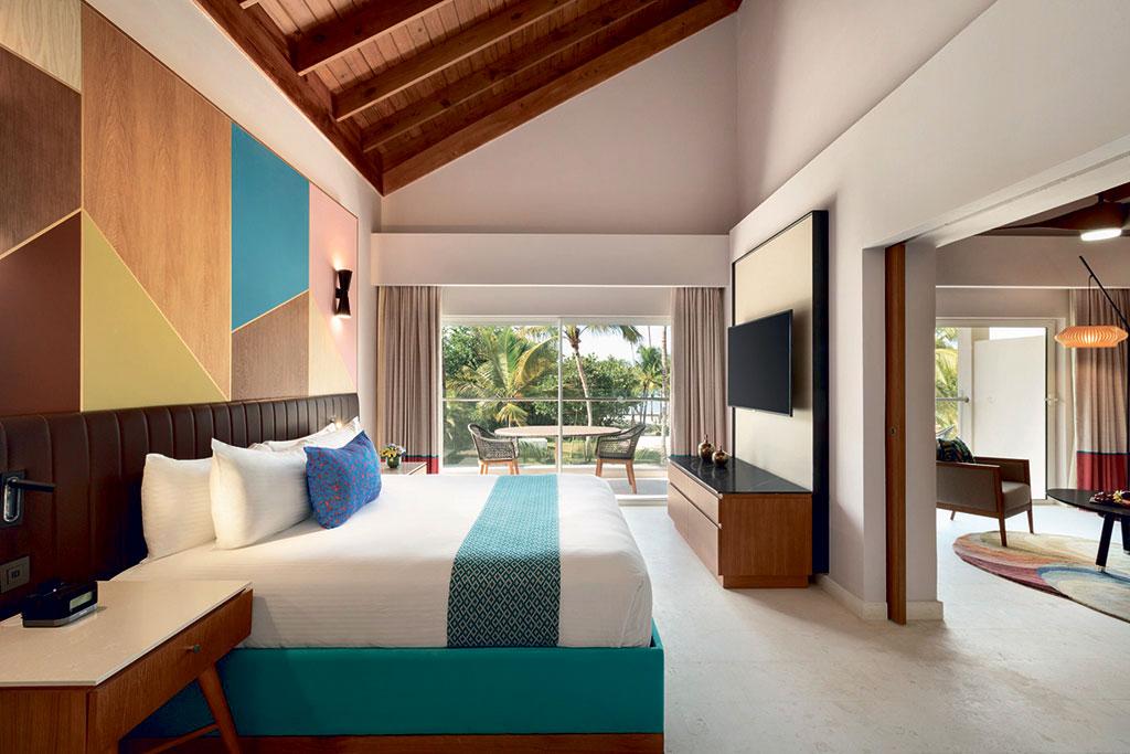Habitación Hotel Hilton