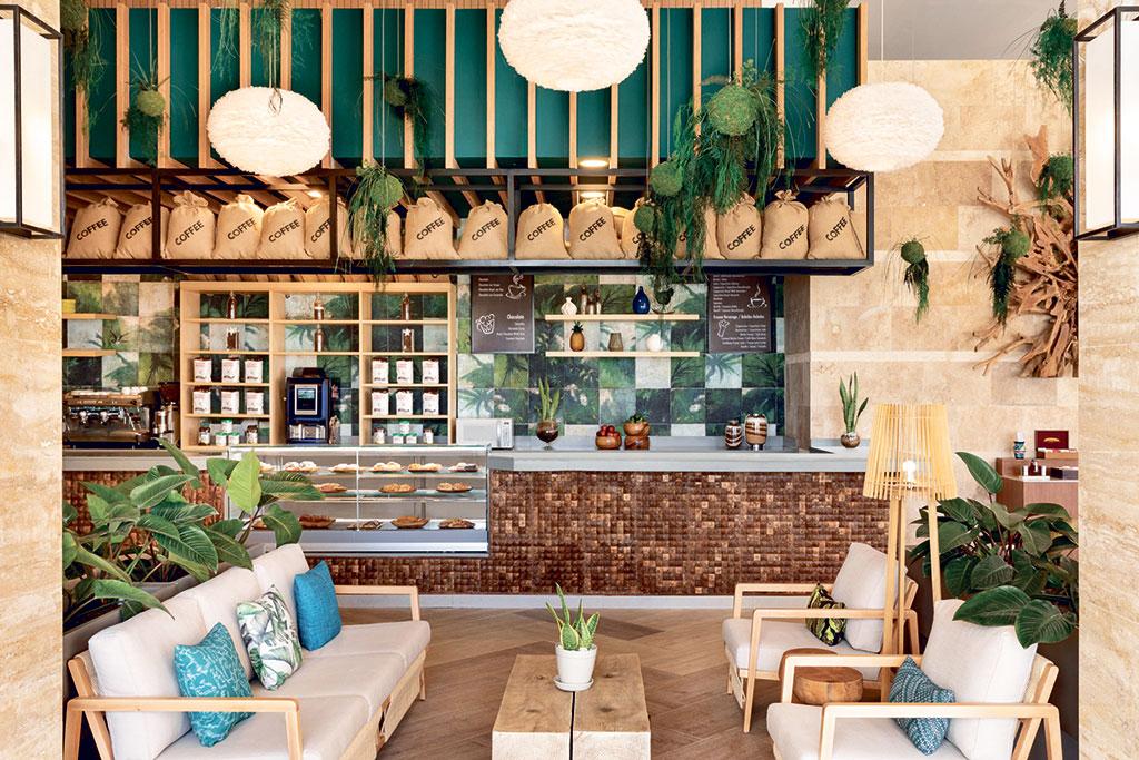 Cafetería Hotel Hilton La Romana