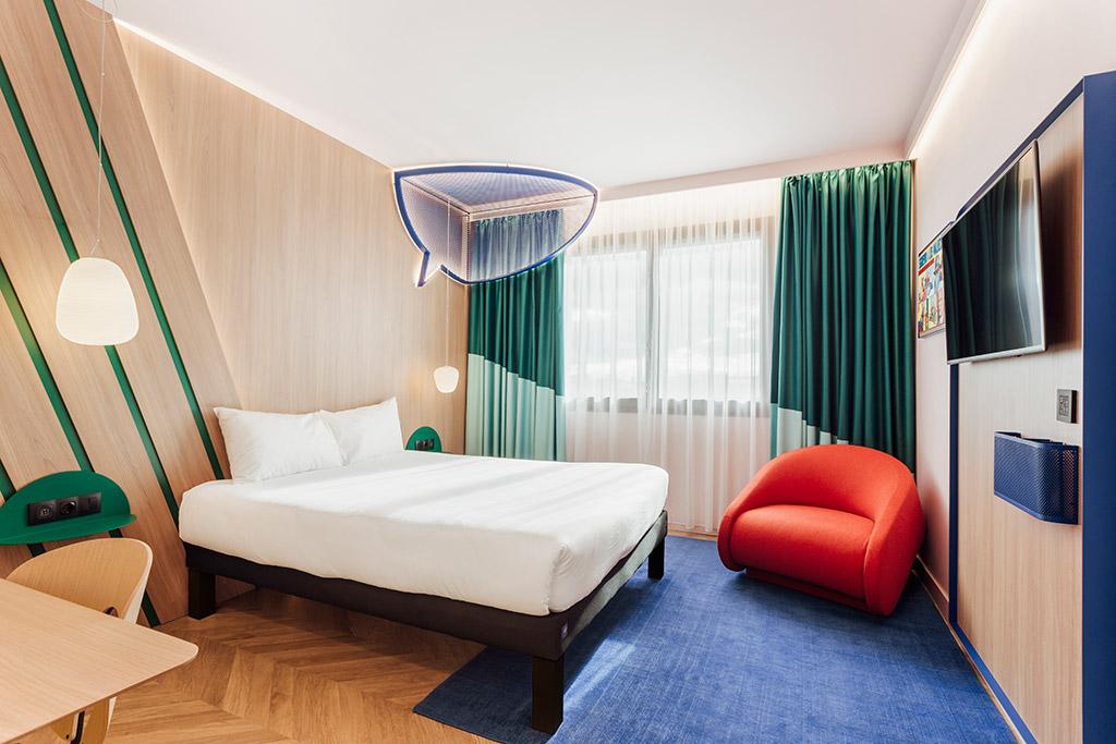 Stone Desings hotel Novotel