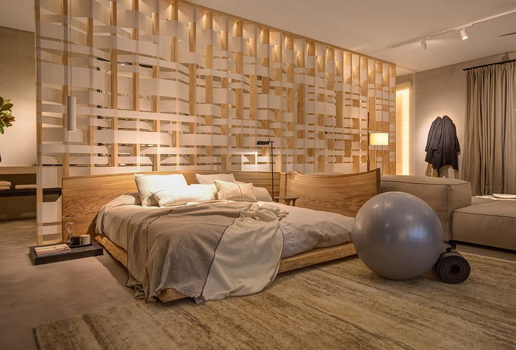 Concept Room diseñada por Tarruella Trench Estudio para Interihotel 2019
