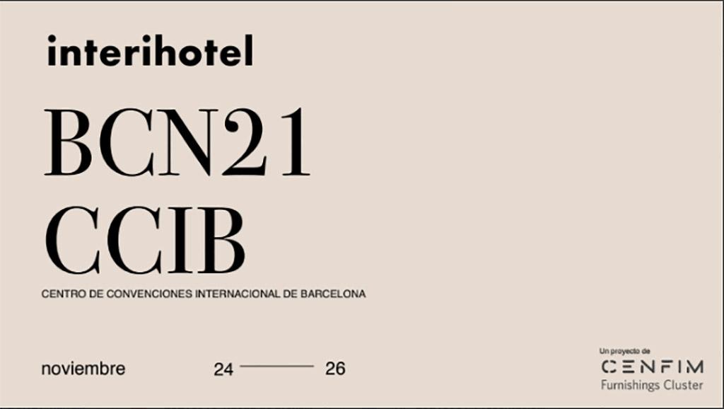 cartel de Interihotel 2021
