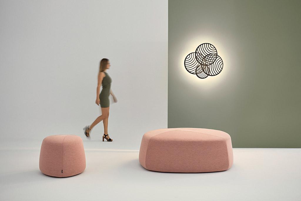 Apliques Mantra, diseñados por Santiago Sevillano