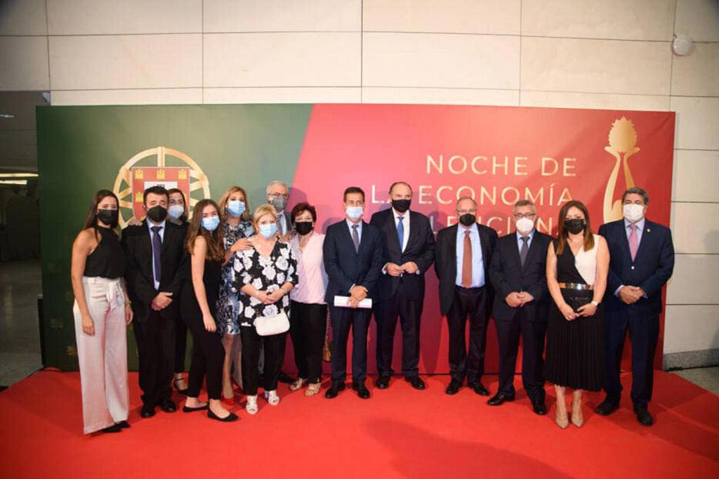 Premiados en la Noche de la Economía Valenciana