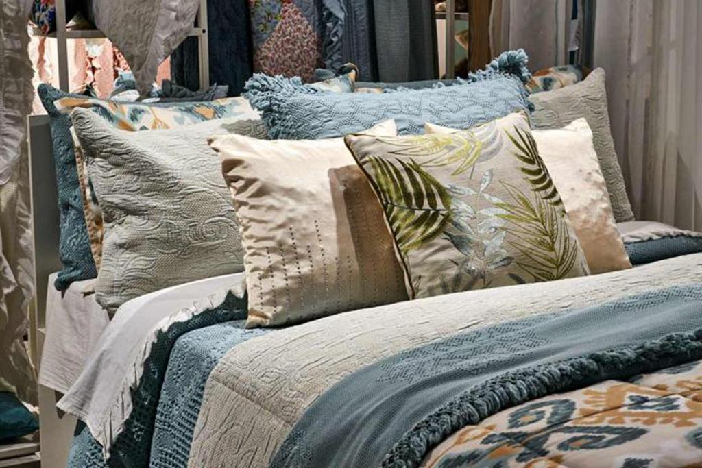 Textiles para el hogar en Intergift